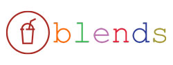 Blends logo