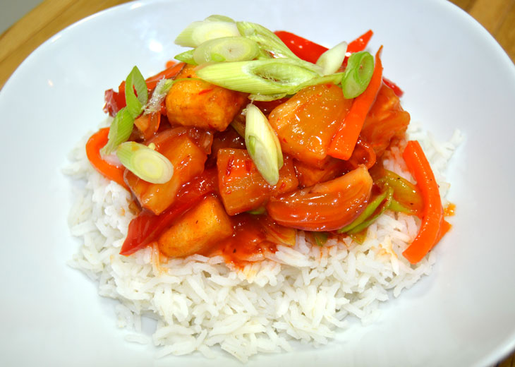 Menu sweet and sour fish for Sweet and sour fish recipe