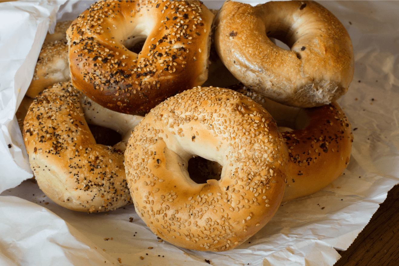 Bagel from Poland